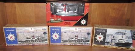 Texaco Tugboat Banks
