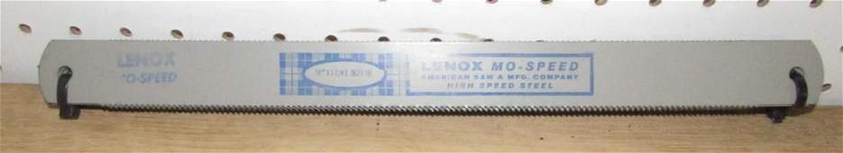 Lenox 14 x 1 14 x 62x10 T Power Hack Saw Blades