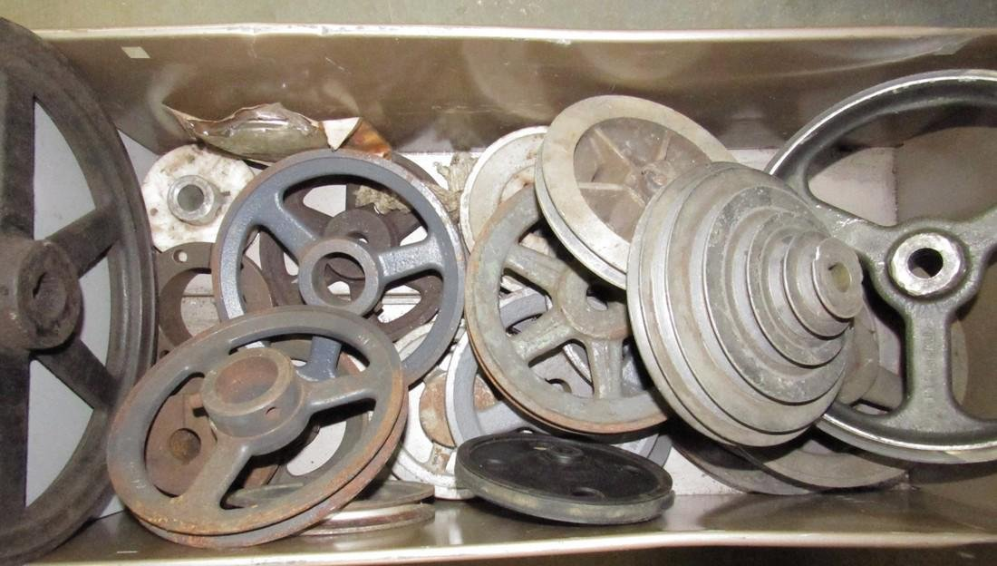 Box of Pulleys - 2