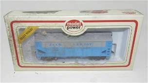 Model Power HO Scale Train
