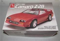 Chevrolet Camaro Z-28 AMT Model Ertl