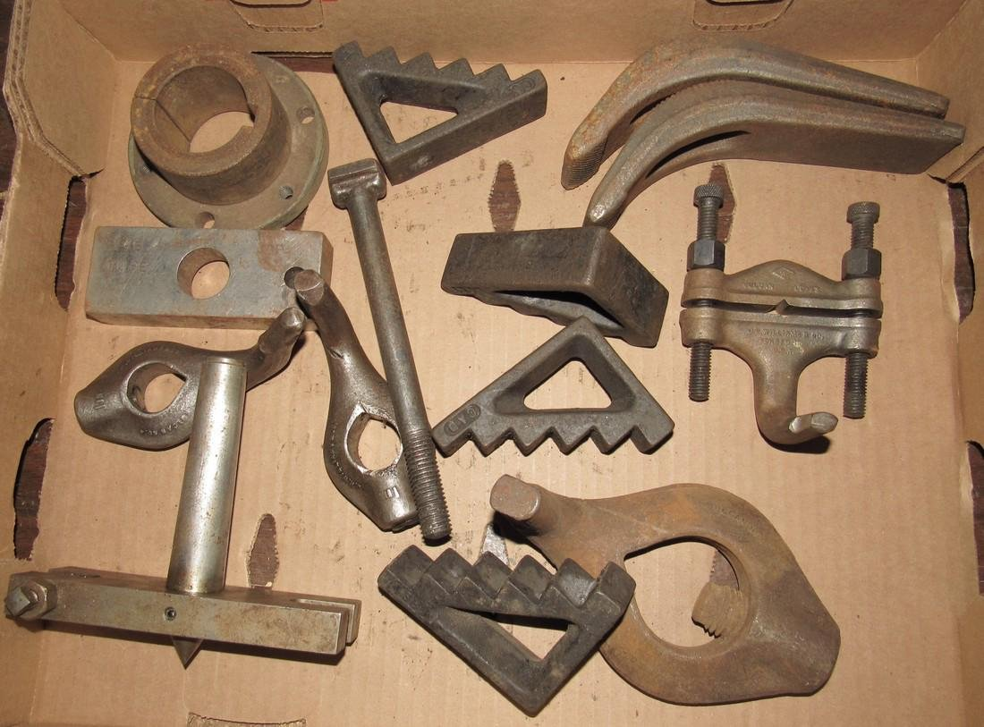 Lathe Parts including Tapered Center