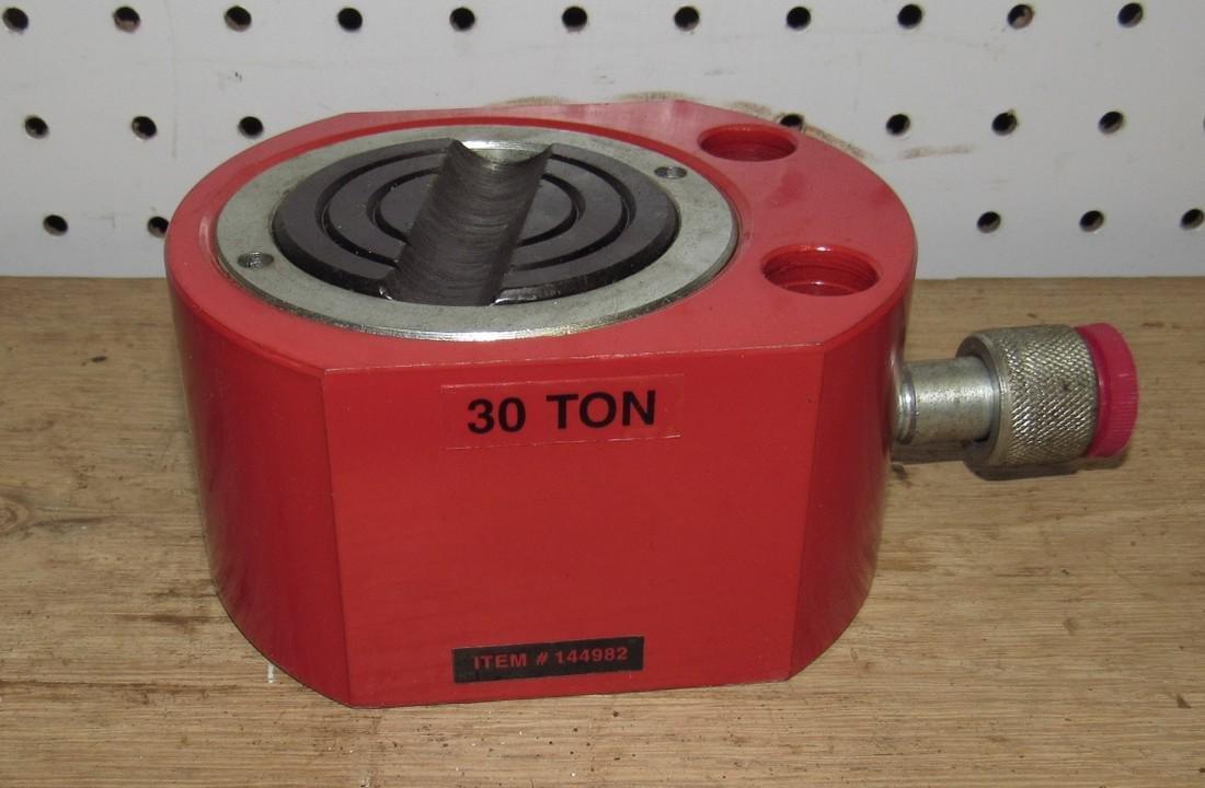 30 Ton Pneumatic Jack