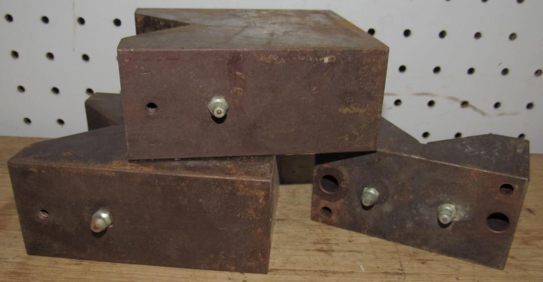 3 Machinists V Blocks - 2
