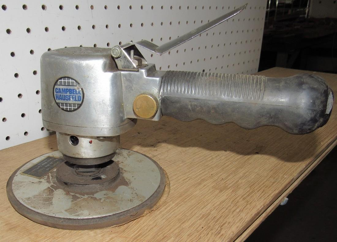 "Campbell Hausfeld 6"" Pneumatic Air Sander"