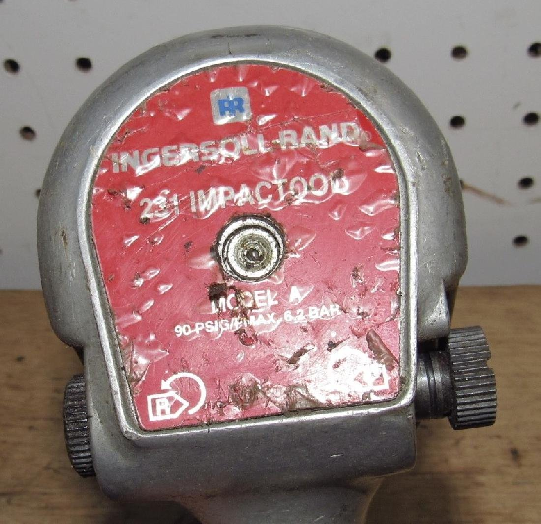 "Ingersoll Rand 231 Impactool Impact Gun 1/2"" Drive - 2"