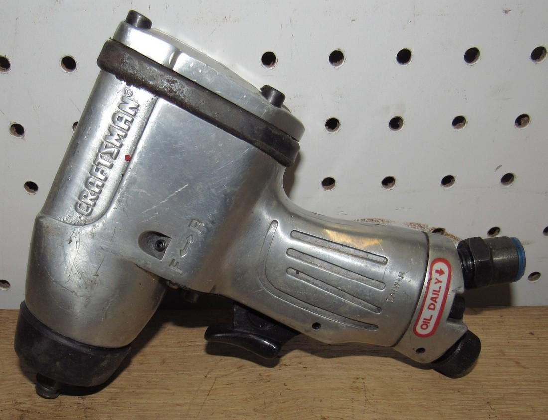 "Craftsman 3/8"" Drive Impact Wrench Gun"