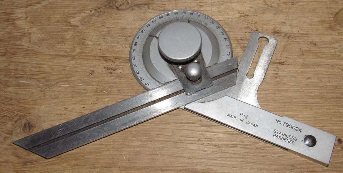 Machinist Gauge No.790024