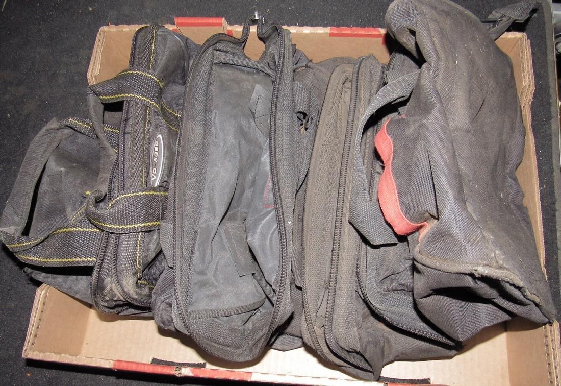 4 Tool Bags