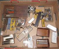 Lathe Cutters & Misc