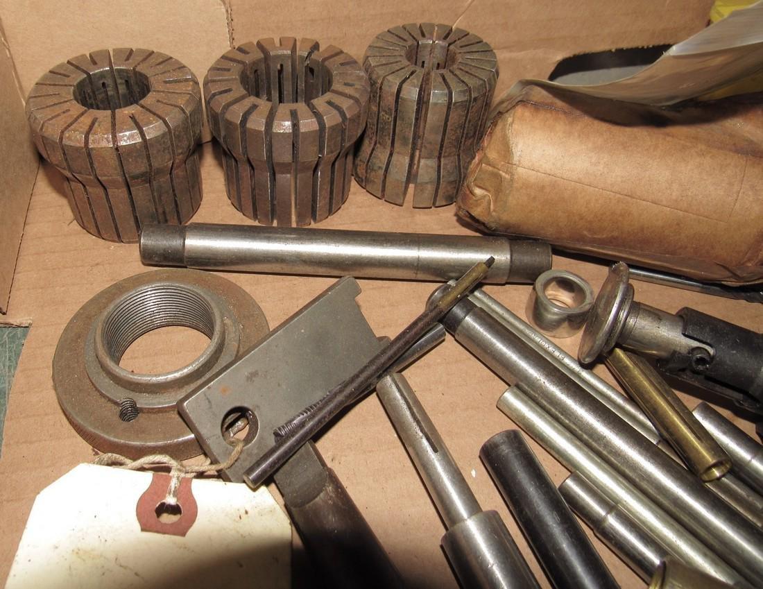 Lathe & Milling Machine Parts Tools - 3