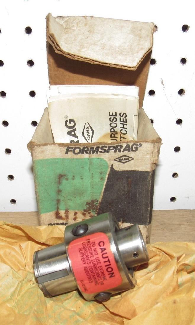 Formsprag FSR-5/.625 Clutch New !