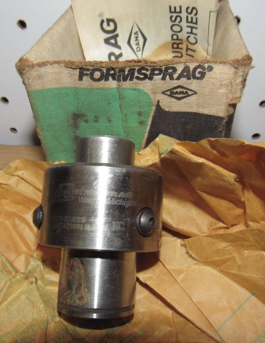 Formsprag FSR-5/.625 Clutch New ! - 2