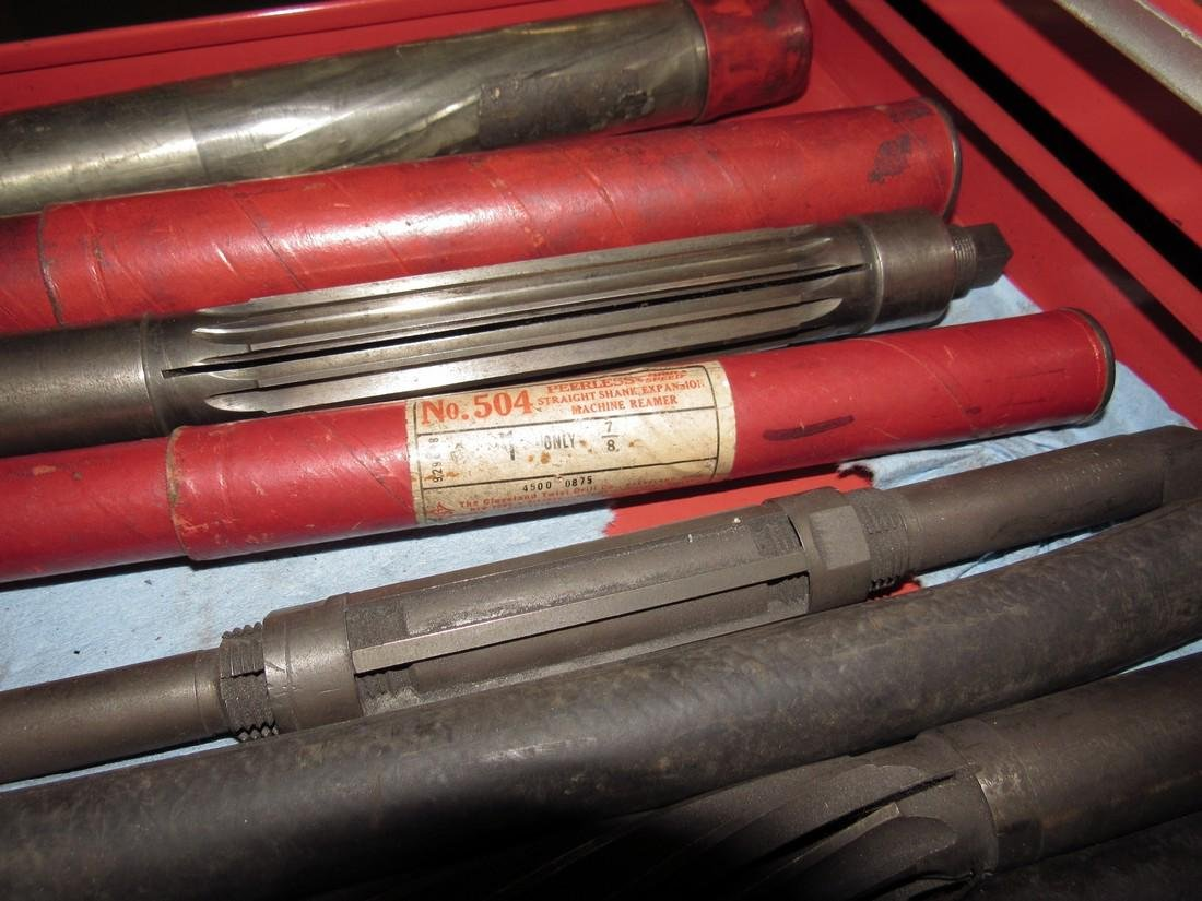Milling Machine Reamers - 2