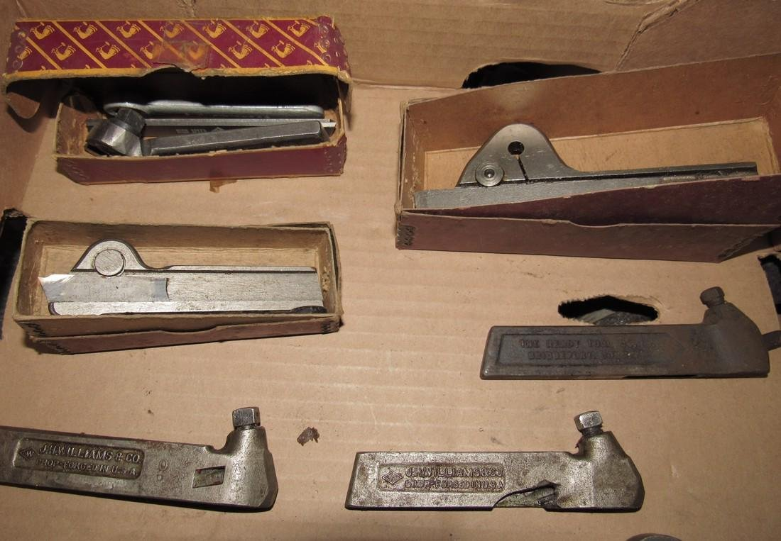 Lathe Tool Holders & Wrenches Williams - 2