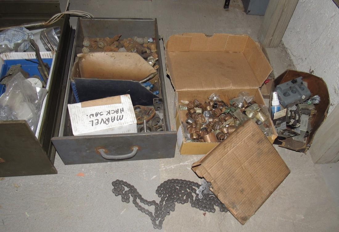 Large Lot of Misc Parts & Scrap Iron - 2