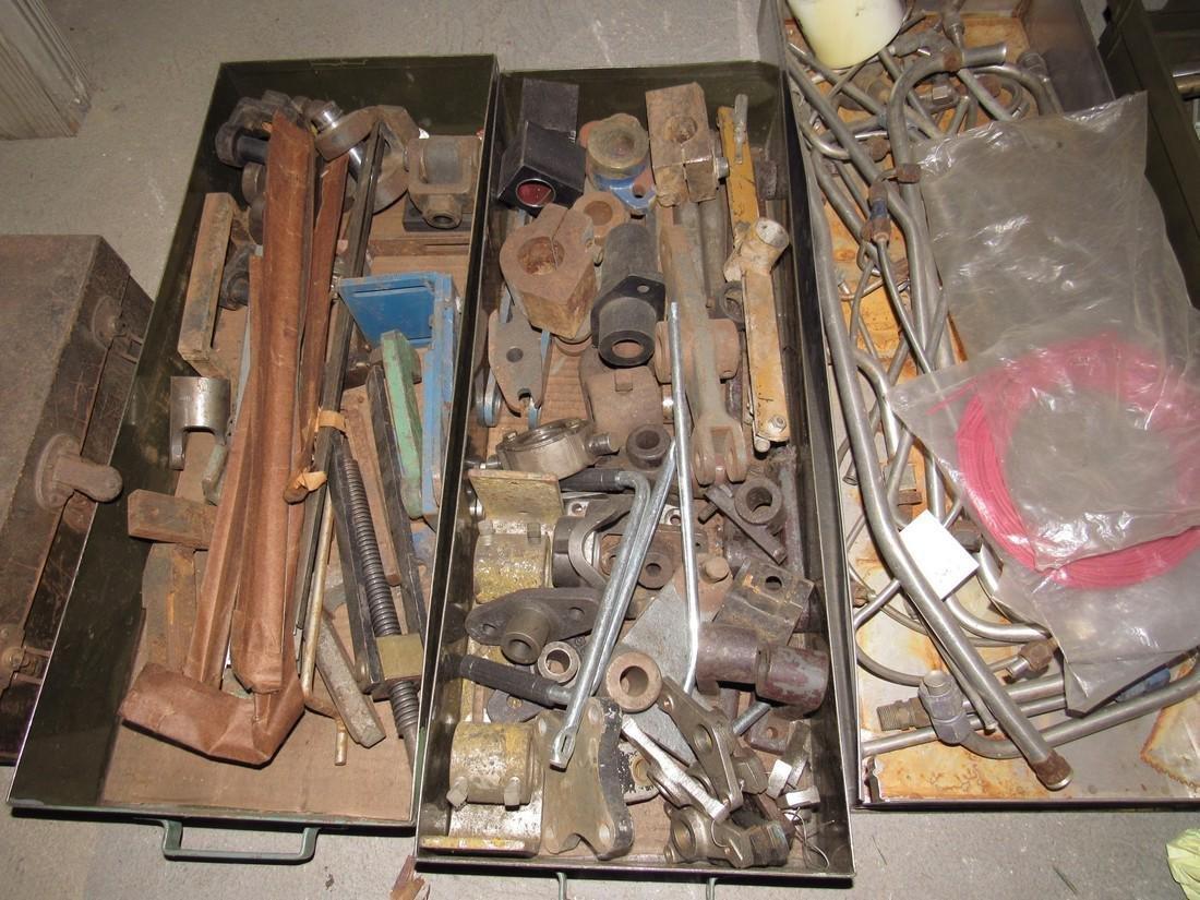 Large Lot of Misc Parts & Scrap Iron - 5