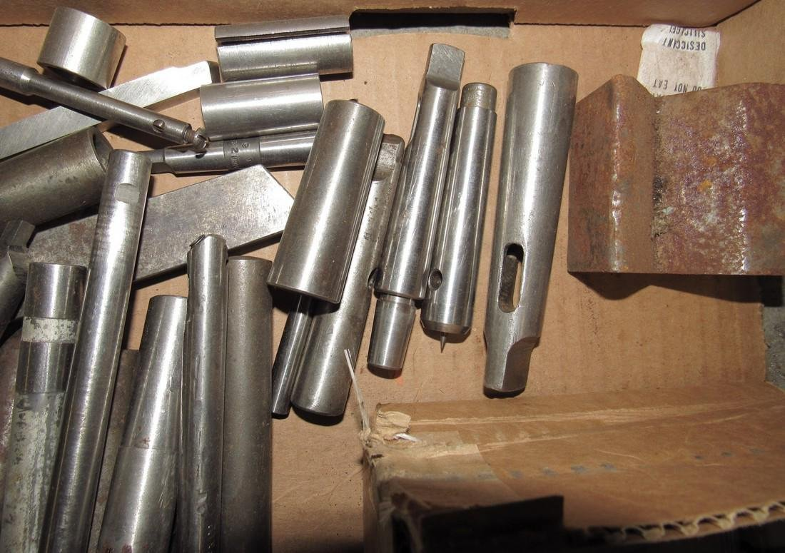 Lathe Milling Machine Tapered Shank Cutter Parts - 2