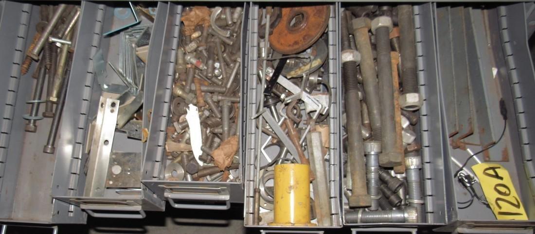 Parts Cabinet & Hardware Contents - 3