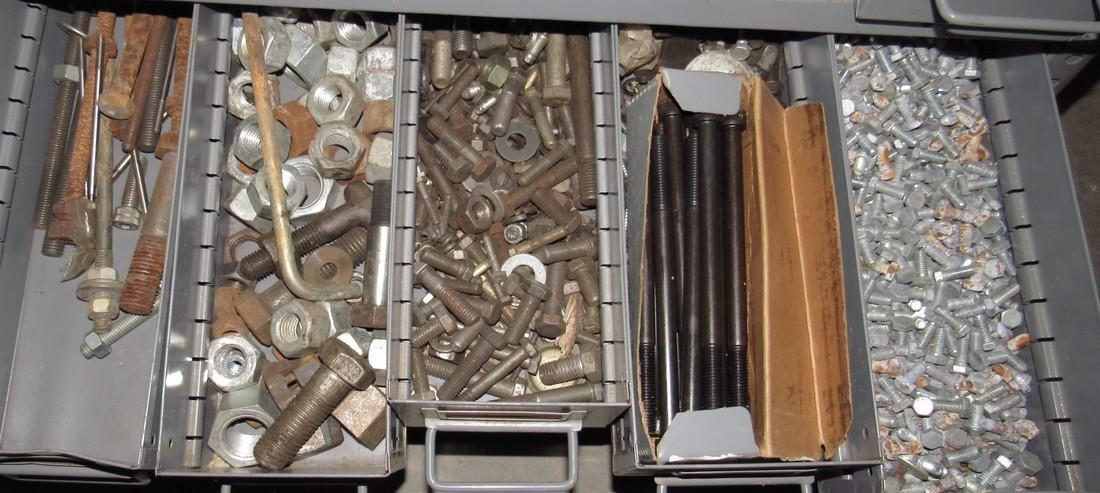 Parts Cabinet & Hardware Contents - 4