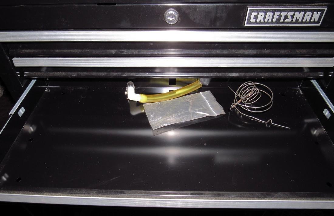 2 Craftsman Tool Boxes - 3