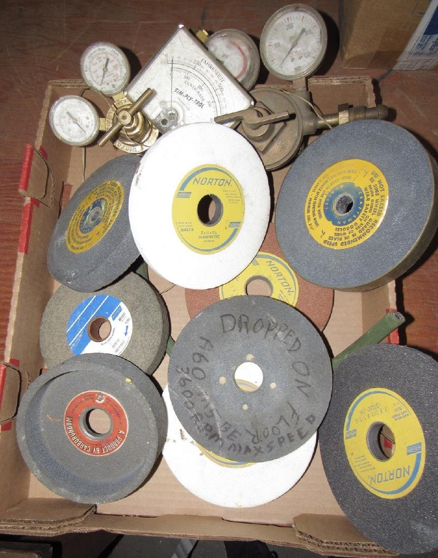 Grinding Wheels Victor Gauges