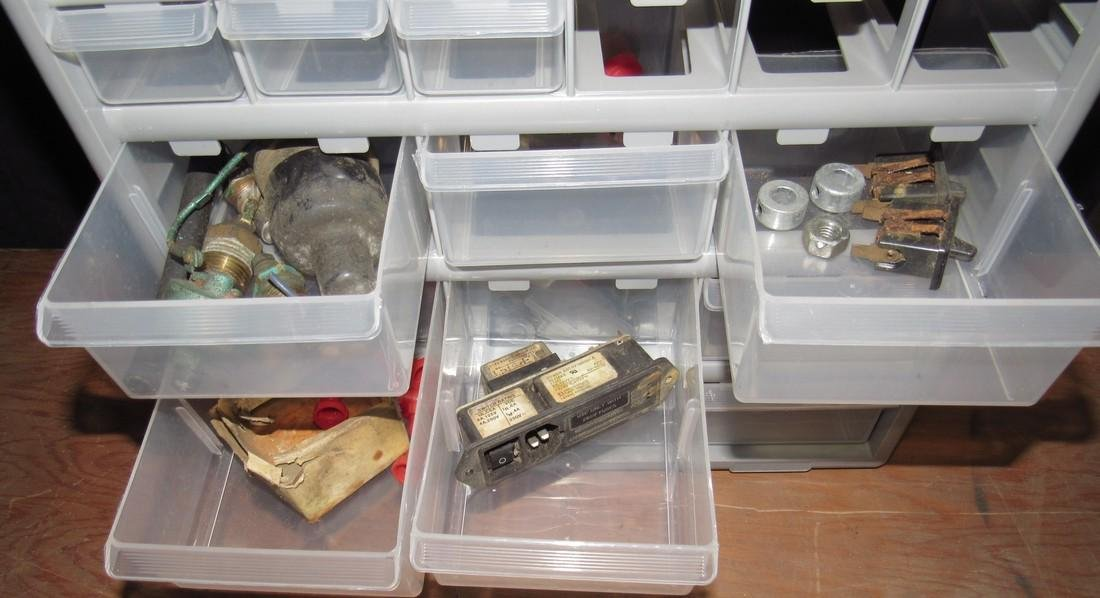 Parts Cabinet - 3