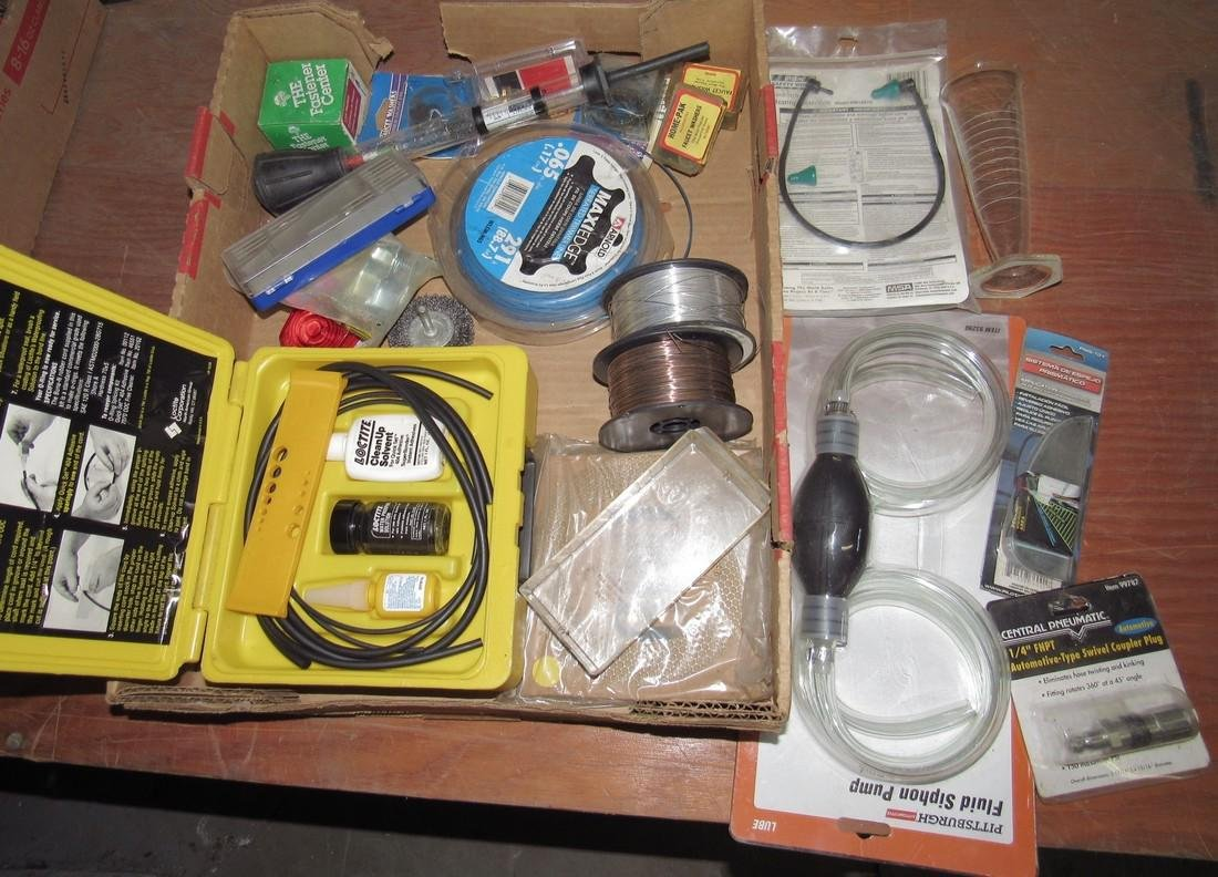 Welding Wire O Ring Splicing Kit Fluid Siphons