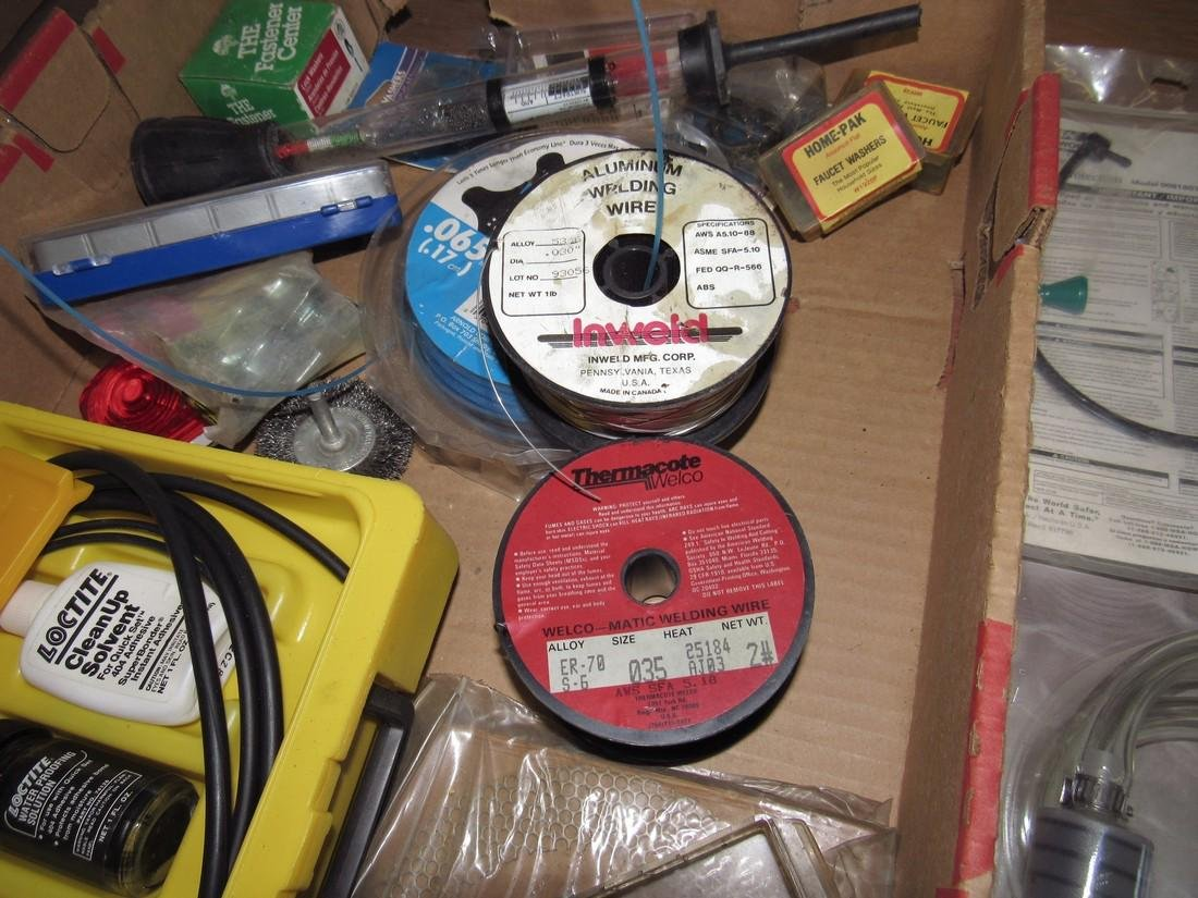 Welding Wire O Ring Splicing Kit Fluid Siphons - 2