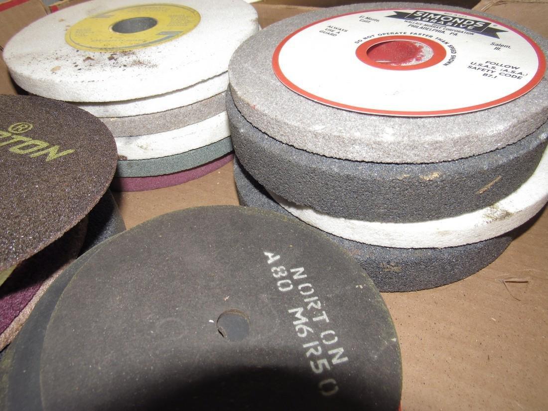 Norton Simonds Cutting & Grinding Discs Wheels - 2