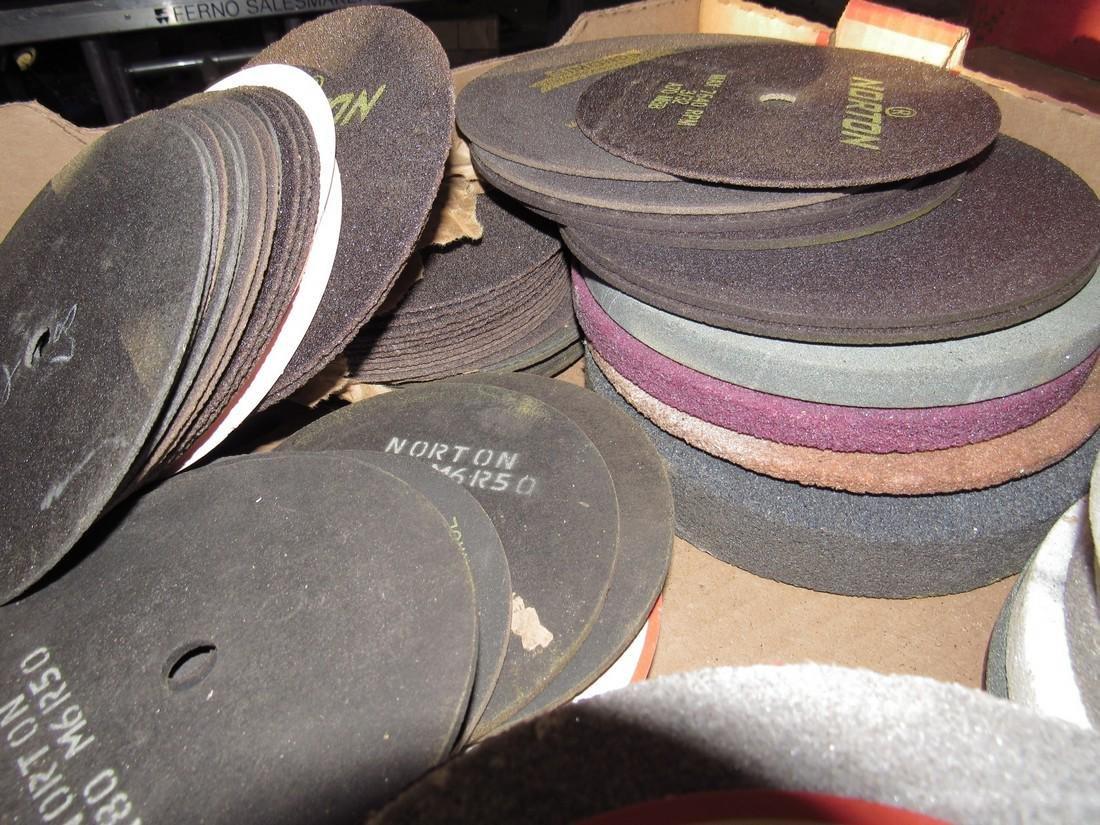Norton Simonds Cutting & Grinding Discs Wheels - 3