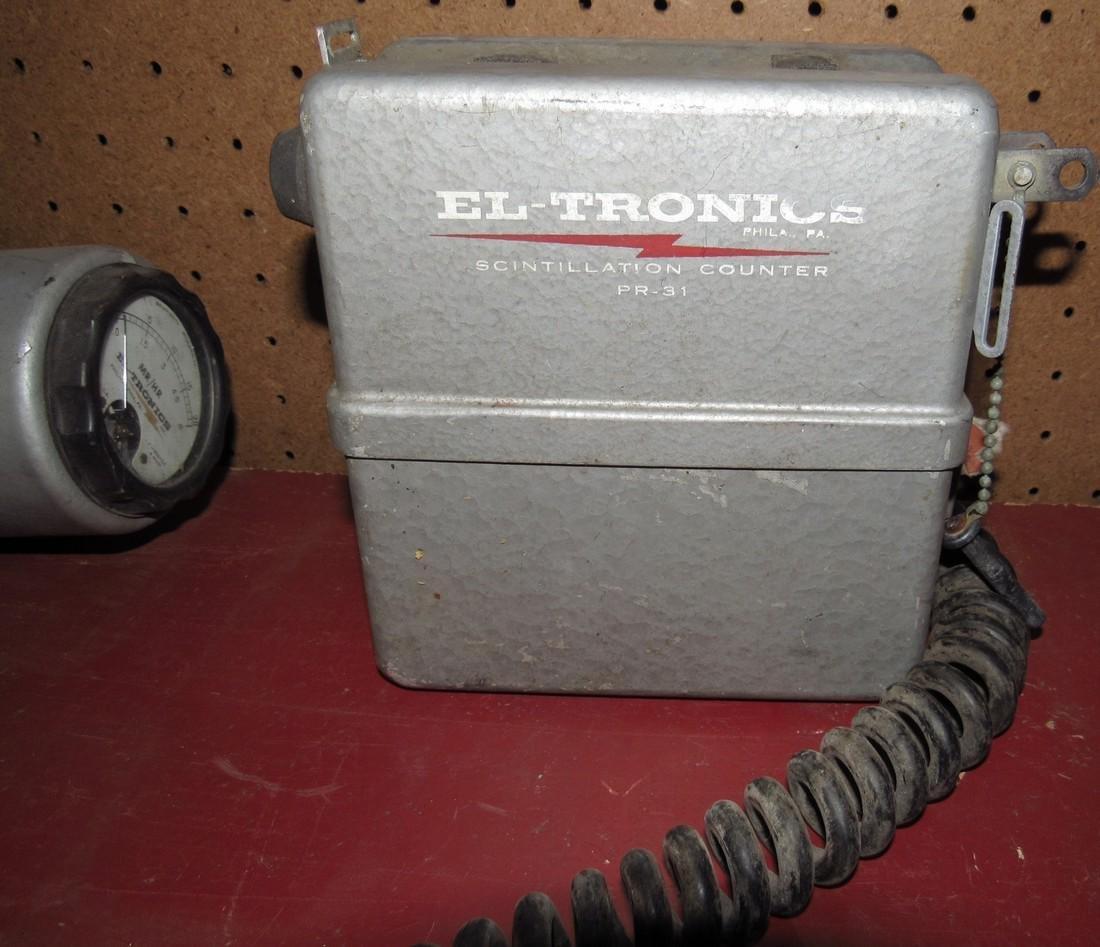 El-Tronics Scintillation Counter - 3
