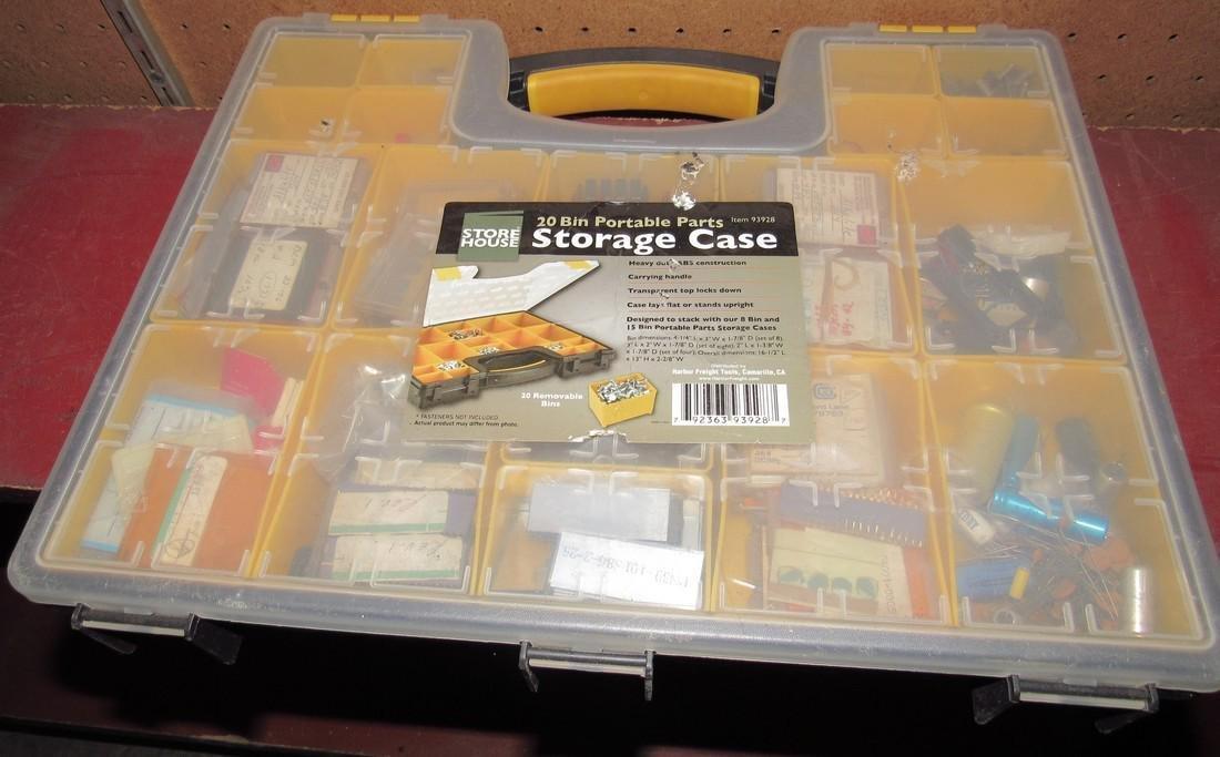 Parts Organizer & Electronic Parts