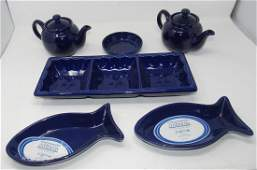Creamers Serving Dish Bowl Fish Plates