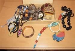 Misc Costume Jewelry Bracelets Necklaces