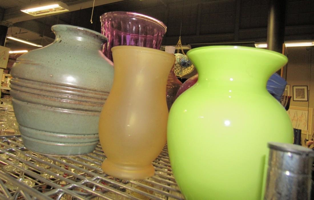 Lot of Vases - 2