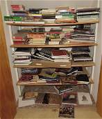 HUGE Closet Full of Reference  Misc Books