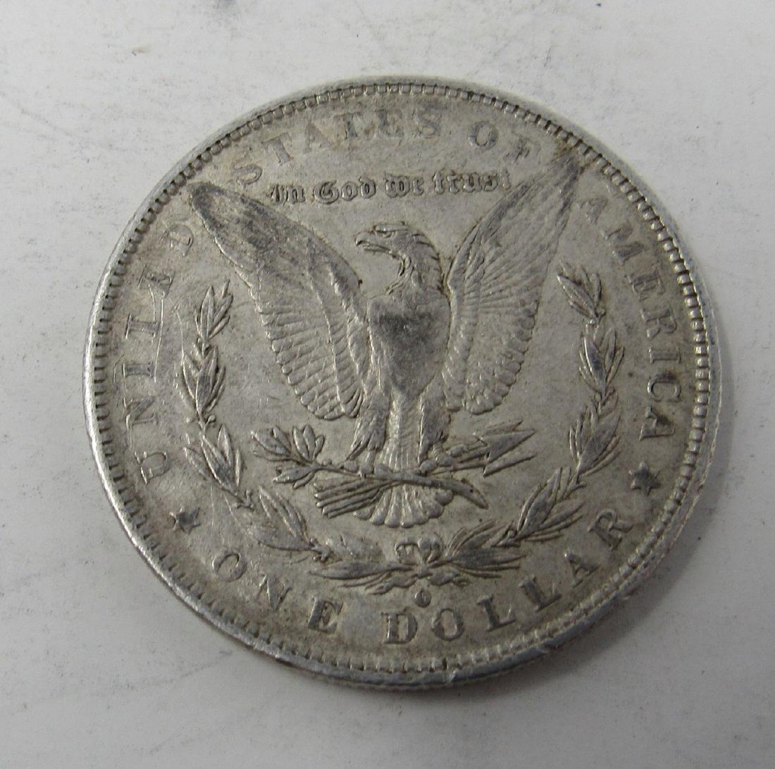 1883 O Morgan Silver Dollar - 2