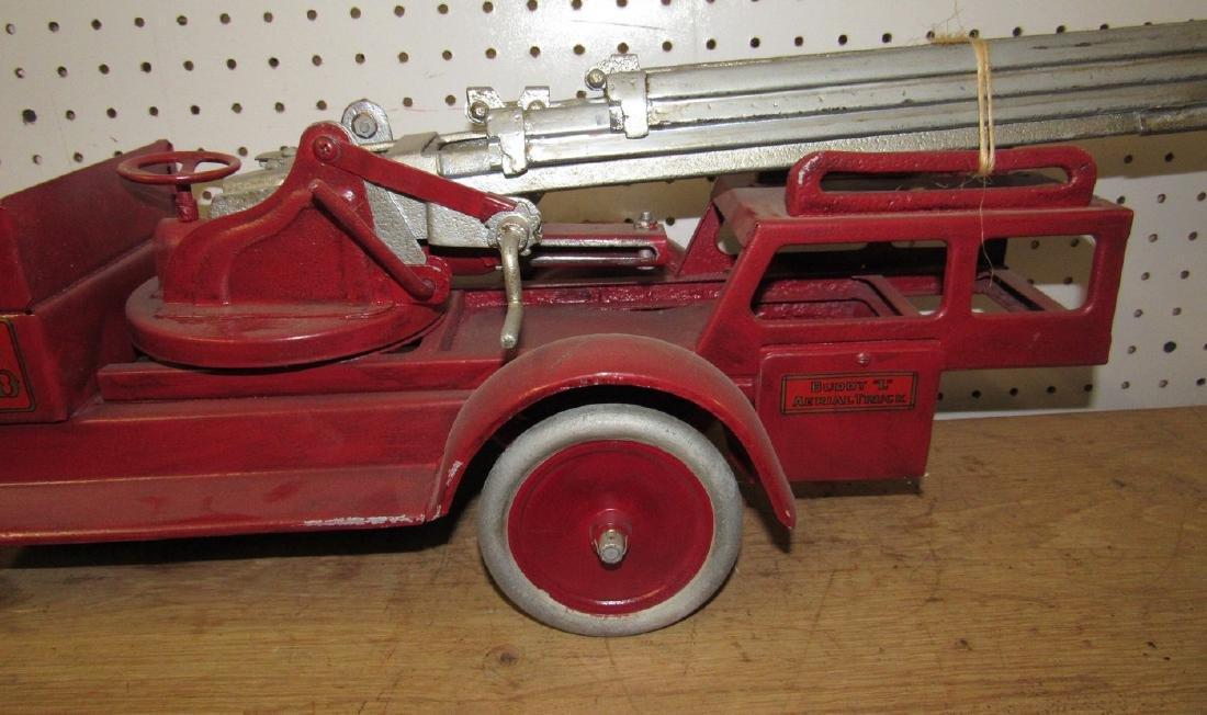 Buddy L Aerial Fire Truck - 8