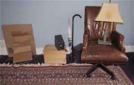 Harman Kardon Woofer Table Lamp APC and Misc