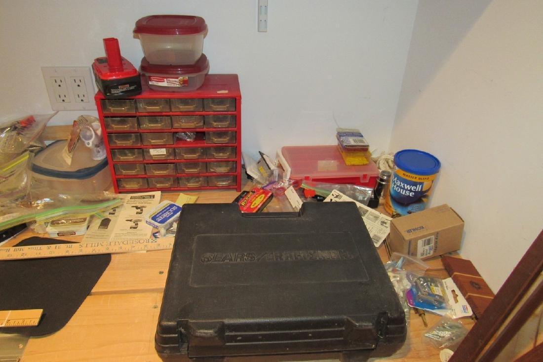 Partial Tool Room Contents - 3
