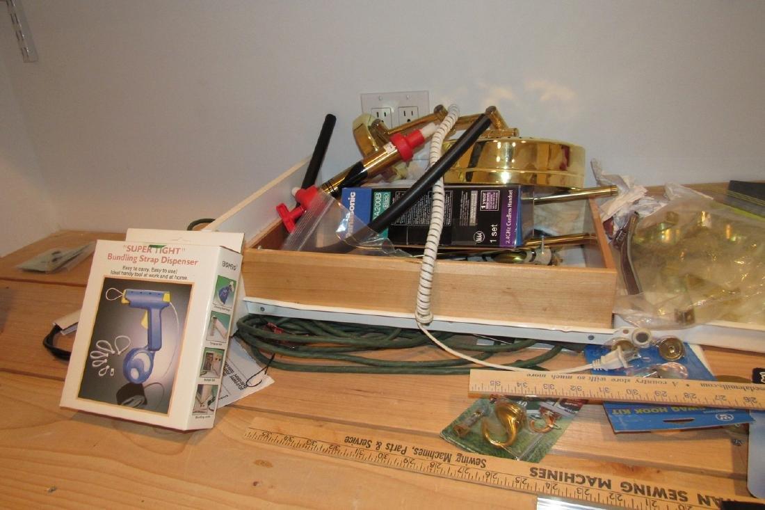 Partial Tool Room Contents - 5