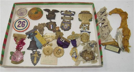 Masonic Lodge Medals