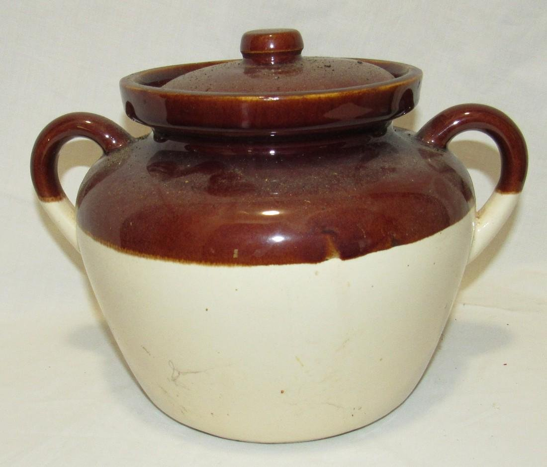 McCoy Bean Pot Cookie Jar 342
