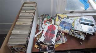 Huge Lot of Comic Books