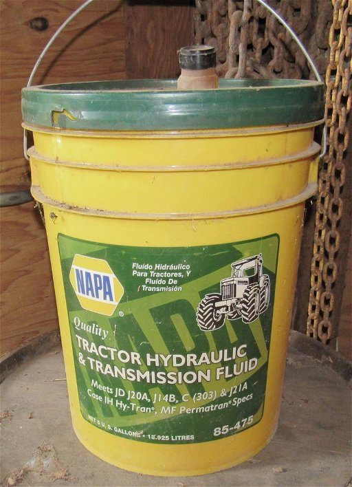 Napa Tractor Hydraulic and Transmission Fluid