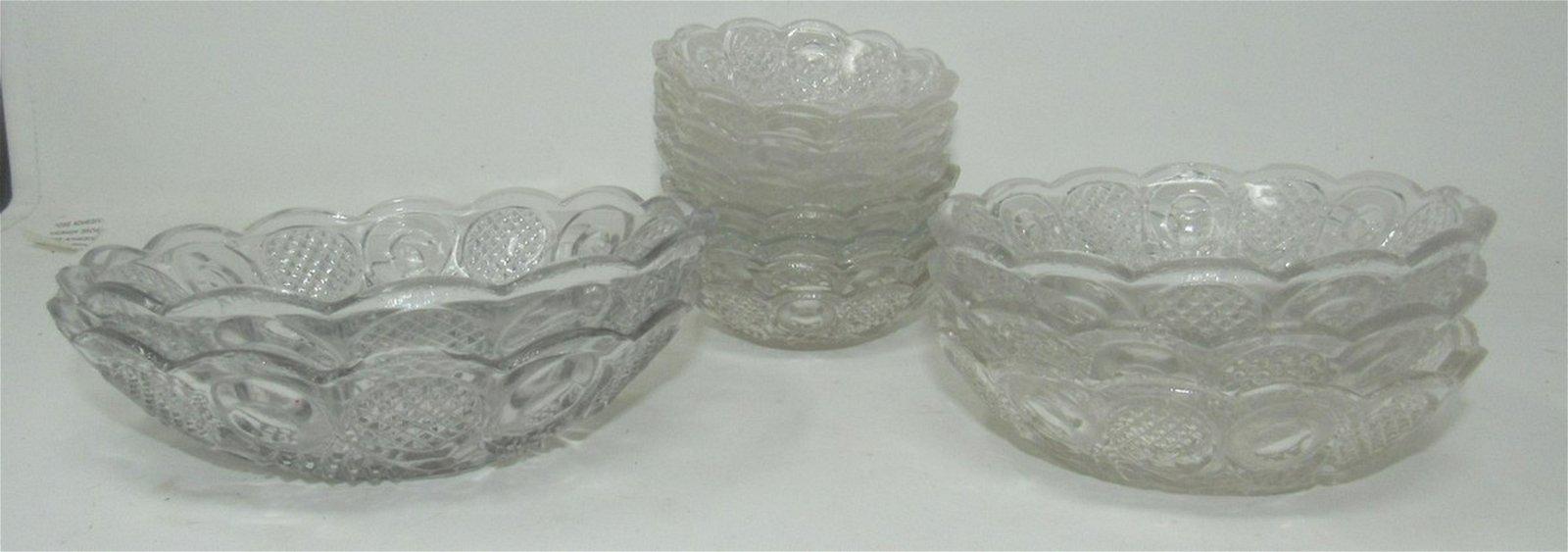 Sandwich Glass Dishes