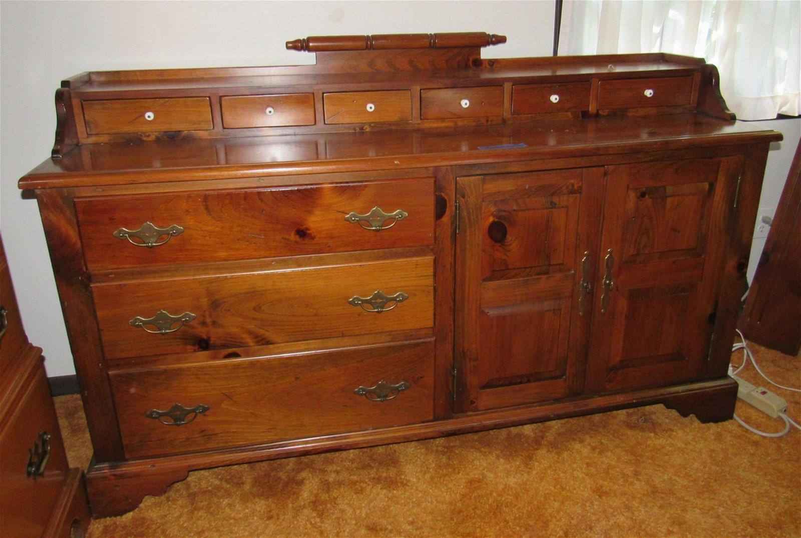 Martha Washington Style Reproduction Dresser