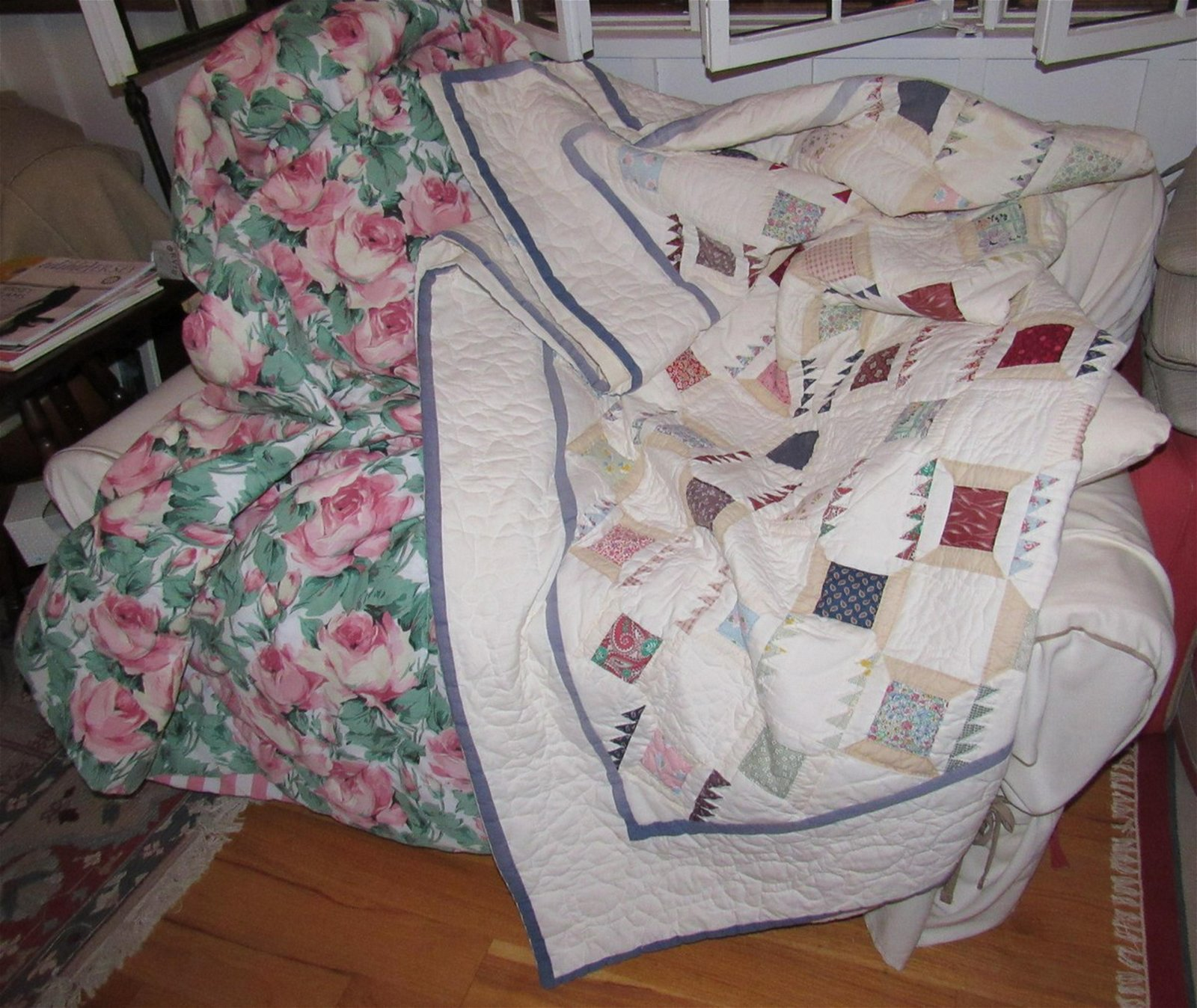 Bedspread and Comforter