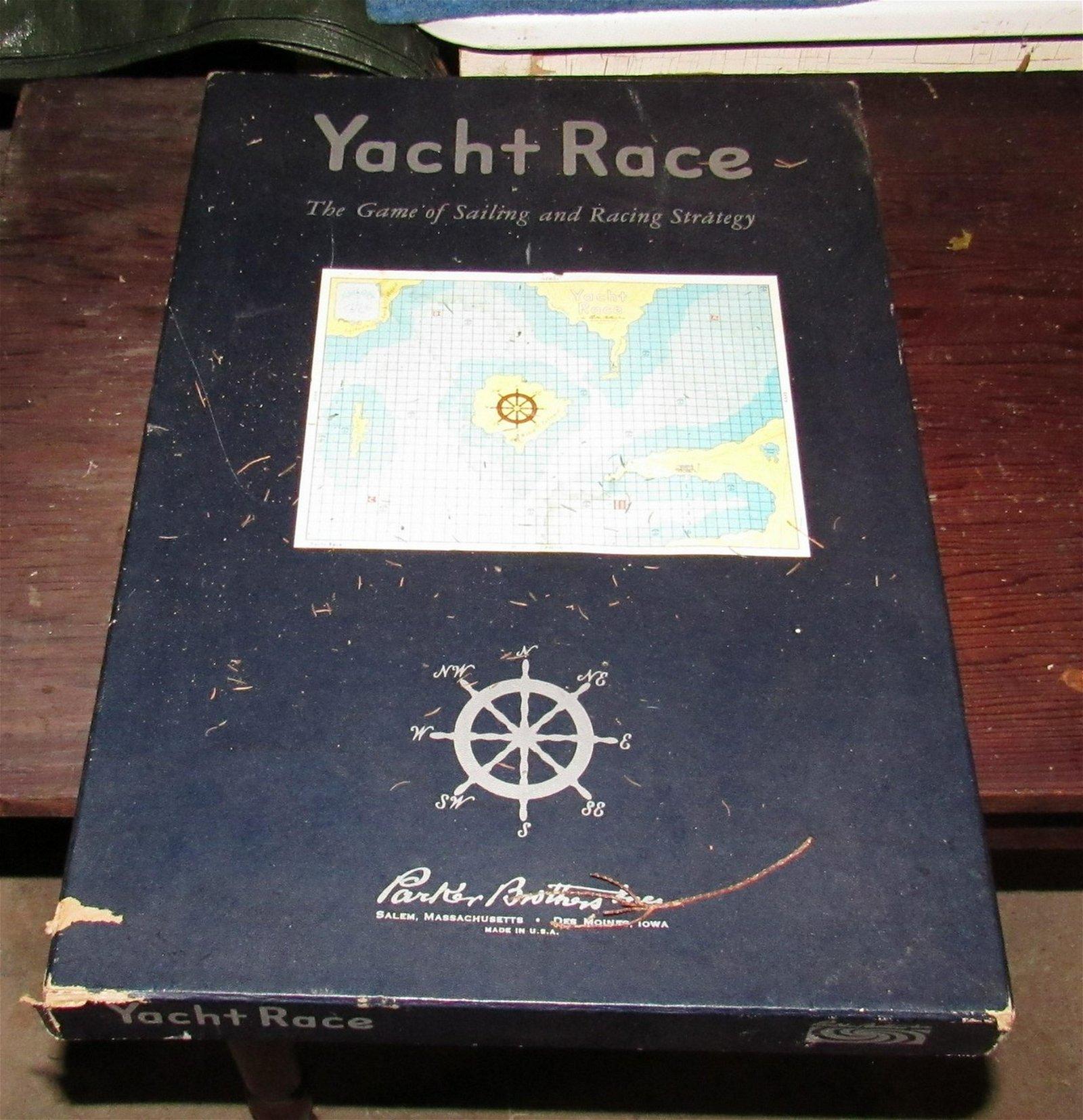 Parker Brothers Yacht Race